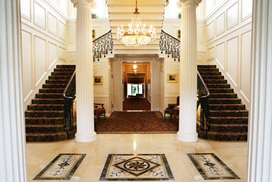 Glen Cove Grand Staircase