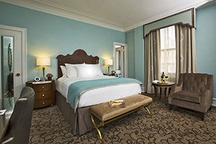 Peabody Guest Room