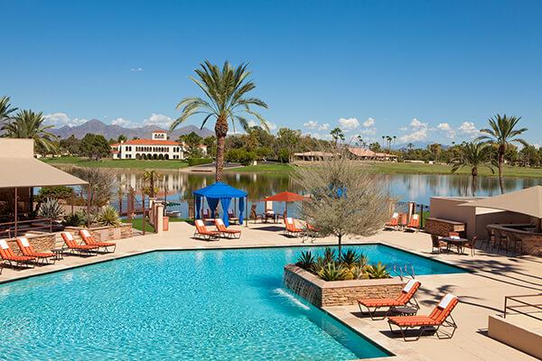 The McCormick pool