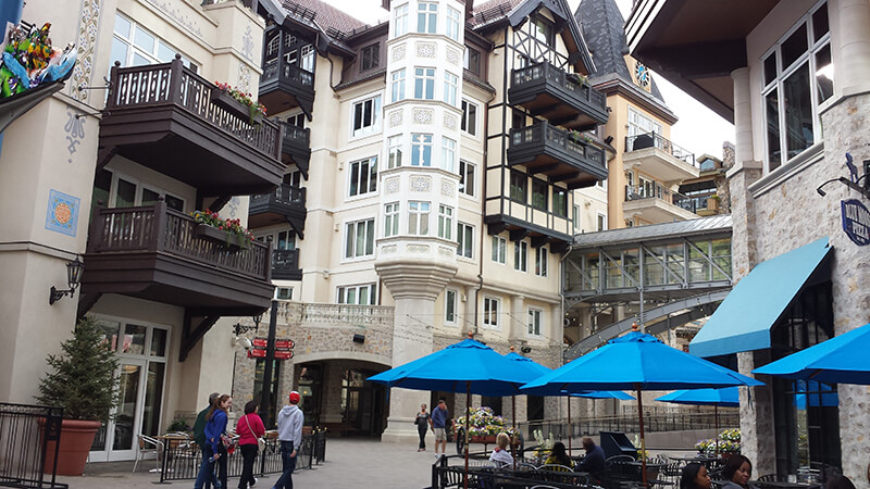 Shopping in Vail