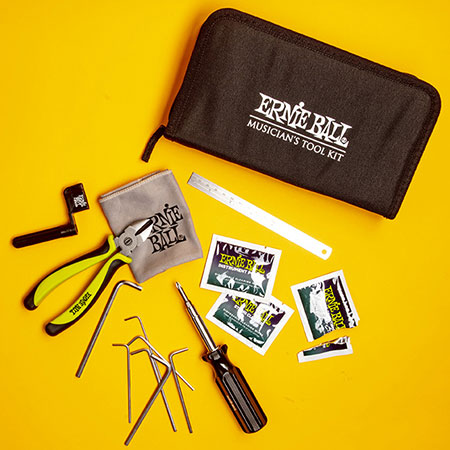 Ernie Ball Guitar Maintenance Kit