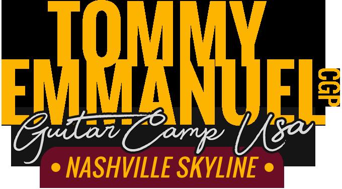 Tommy Emmanuel's Guitar Camp USA: Nashville Skyline