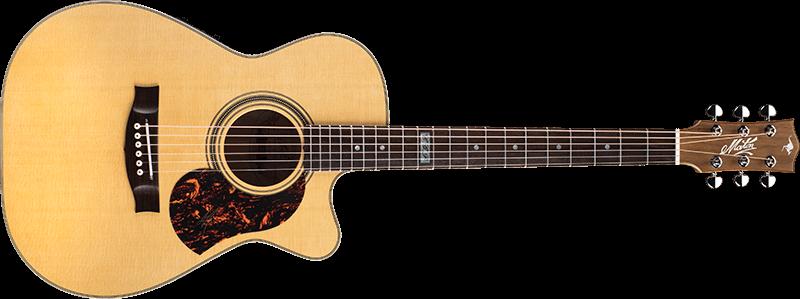 Maton EBG808TEC Guitar