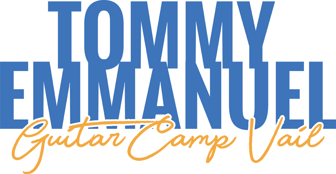 Tommy Emmanuel Guitar Camp Vail