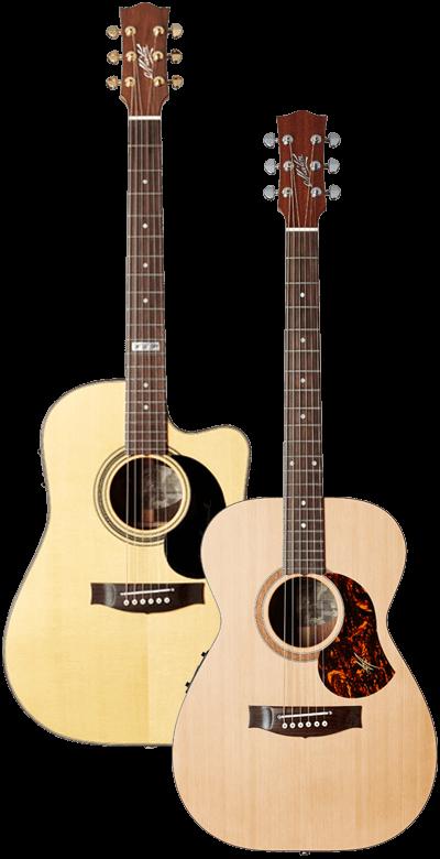 Maton Signature Guitars