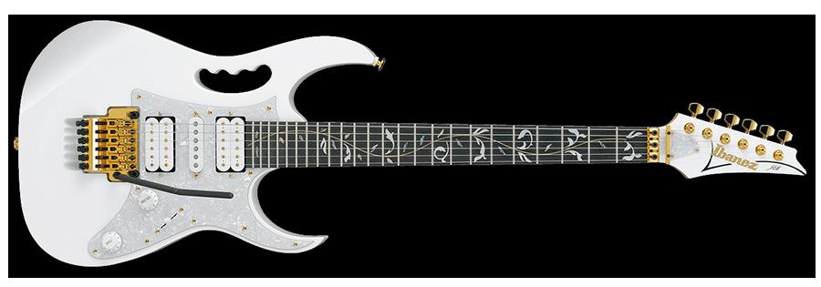 Steve Vai Ibanez Signature Guitar